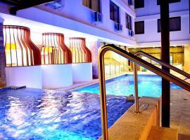 Hotel La Riviera, hotel en Santa Marta