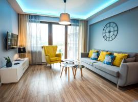Apartamenty Sun & Snow Zielony Zdrój, hotel in Krynica Zdrój