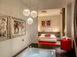 Montenapoleone Suites, serviced apartment in Milan