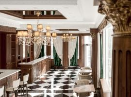 London Boutique Hotel, viešbutis Kišiniove, netoliese – The Triumphal Arch Chisinau