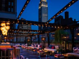 MOXY NYC Times Square, accessible hotel in New York