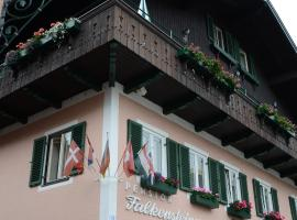 Hotel-Pension Falkensteiner, Hotel in Sankt Gilgen
