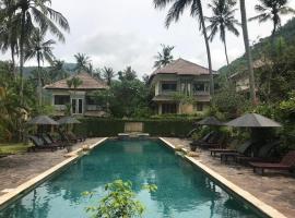 Villa Serendah Senggigi, villa in Senggigi