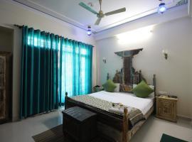 Little Ganesha Inn, hotel near Jalmahal, Jaipur