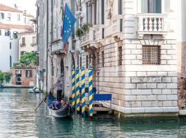 Hotel Ai Cavalieri di Venezia, hotel in Venice