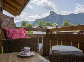 BergZeit, Ferienwohnung in Oberammergau
