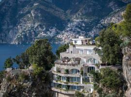 Hotel Piccolo Sant'Andrea, hotell i Praiano