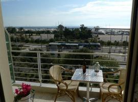 Hotel Ikaros, hotel near Glyfada beach, Athens