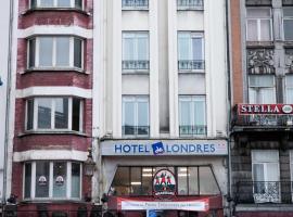 Hotel De Londres, hotel in Lille