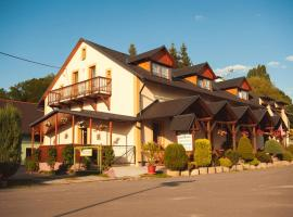 Penzion a autokemp Wolf – hotel w mieście Česká Skalice