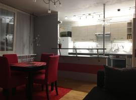Apartment SCIROCCO Prague - Two Bedroom Apartment, hotel in Praag