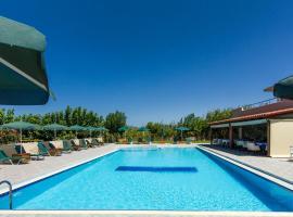 Mediterranean Hotel Studios Apartments, apartment in Kissamos