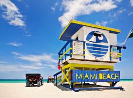 South Beach Rooms and Hostel, hotel in Miami Beach