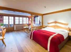 Geniesserhotel Le Grand Chalet, hotel in Gstaad
