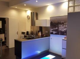 Le Marnois-Centre Ville, hôtel à Noisy-le-Grand près de: Centre Commercial Les Arcades