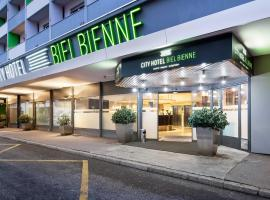 City Hotel Biel Bienne, hôtel à Biel