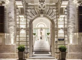 The Liberty Boutique Hotel, hotel adaptado en Roma