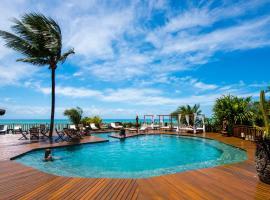 Hotel Sombra e Água Fresca, hotel perto de Chapadão, Pipa