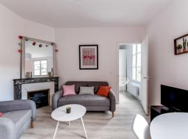 Fontainebleau Sweet Home Duplex, hotel in Fontainebleau