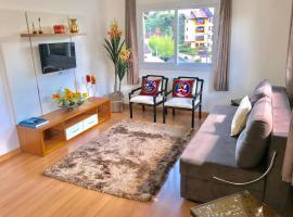 Apartamento no Centro de Gramado, apartment in Gramado