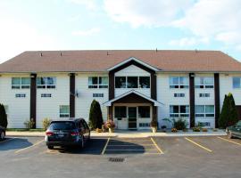 Royal Windsor Motel, motel in Windsor