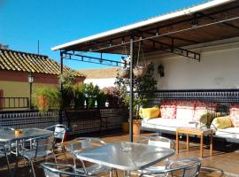 Triana Backpackers, hostel in Seville