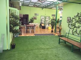 Greenery Hostel, B&B in Bangkok
