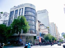Papaya Saigon Central Hotel, hotel in Ho Chi Minh City