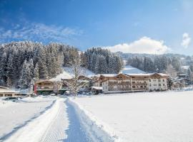 Hotel Elisabeth, 4 Sterne Superior, hotel in Kirchberg in Tirol