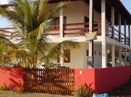 Sobrado Aguiar, hotel in Porto De Galinhas