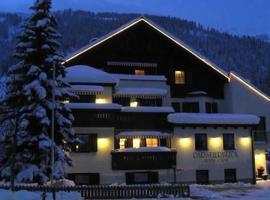 Parseierblick, hotel near Train Station Sankt Anton am Arlberg, Sankt Anton am Arlberg