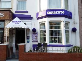 Sorrento House, hotel near Blackpool Illuminations, Blackpool