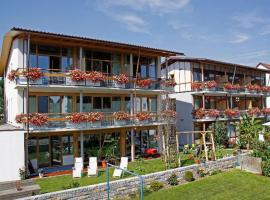 Appartement Hotel Seerose, serviced apartment in Immenstaad am Bodensee