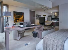 100 Luxury Suites by Preferred, apartamento en Bogotá