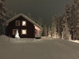 Villa Peippo, loma-asunto Rovaniemellä