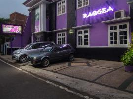 Raggea, accessible hotel in Malang