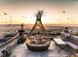 Rox Cappadocia, отель в городе Учхисар