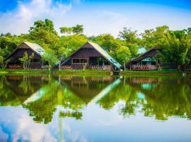 Tanita Lagoon Resort โรงแรมในอุดรธานี