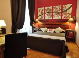 QuodLibet, hotel near Ottaviano Metro Station, Rome