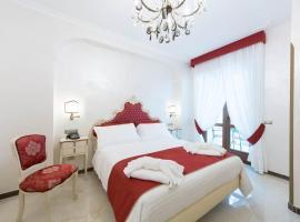B&B Palazzo Montesanto, beach hotel in Maiori