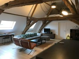 Living The Dream, apartment in Ghent