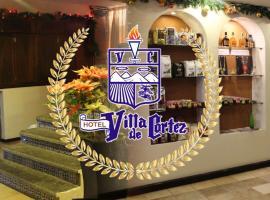 Hotel Villa de Cortez, hotel en Xicotepec de Juárez