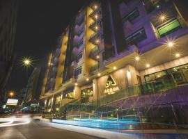 Acqua Hotel, hotel in Pattaya