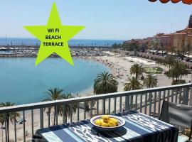 Etoile De Mer, pet-friendly hotel in Menton
