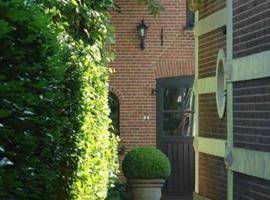 In het koetshuis, hotel in Apeldoorn