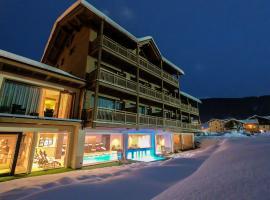Francesin Active Hotel, hotel in Livigno