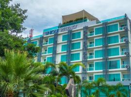 Unique Regency Pattaya、パタヤ・サウスのホテル