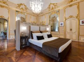 Palazzo Del Carretto-Art Apartments and Guesthouse, hotel near Egyptian Museum, Turin