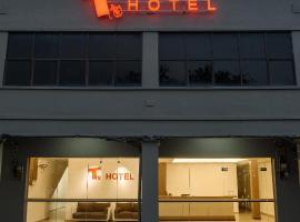 T Hotel Anggerik, hotel in Alor Setar