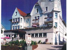 Hotel Wildunger Hof mit Gemeinschaftsküche, hotel in Bad Wildungen